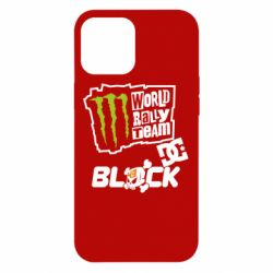 Чохол для iPhone 12 Pro Max Ken Block Monster Energy