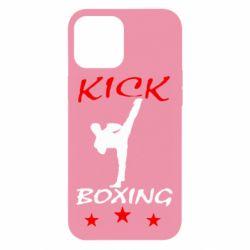 Чохол для iPhone 12 Pro Max Kickboxing Fight