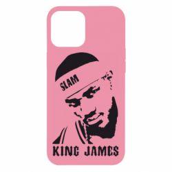Чехол для iPhone 12 Pro Max King James