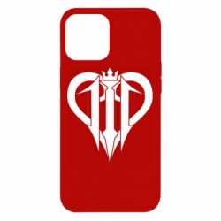Чехол для iPhone 12 Pro Max Kingdom Hearts logo