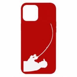 Чехол для iPhone 12 Pro Max Клюёт!