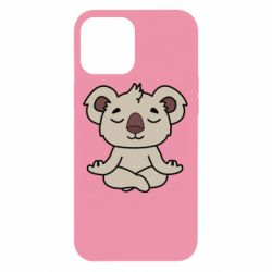 Чехол для iPhone 12 Pro Max Koala