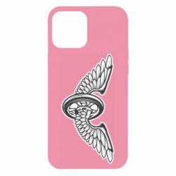 Чохол для iPhone 12 Pro Max Колесо та крила