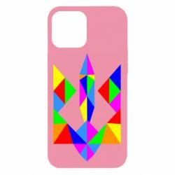 Чехол для iPhone 12 Pro Max Кольоровий герб