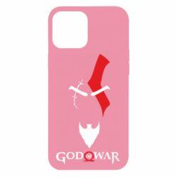 Чохол для iPhone 12 Pro Max Kratos - God of war