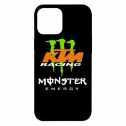 Чехол для iPhone 12 Pro Max KTM Monster Enegry