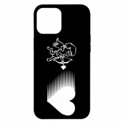 Чехол для iPhone 12 Pro Max Купидон