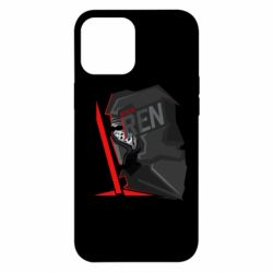 Чехол для iPhone 12 Pro Max Kylo Ren Art