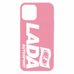 Чехол для iPhone 12 Pro Max Lada Autosport