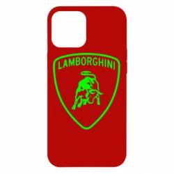 Чохол для iPhone 12 Pro Max Lamborghini Auto