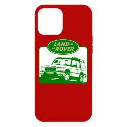 Чохол для iPhone 12 Pro Max Land Rover