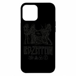 Чехол для iPhone 12 Pro Max Led-Zeppelin Art