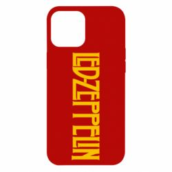 Чохол для iPhone 12 Pro Max Led Zeppelin