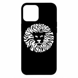 Чехол для iPhone 12 Pro Max лев