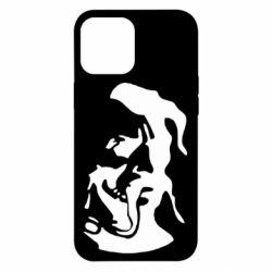 Чехол для iPhone 12 Pro Max Лице козака