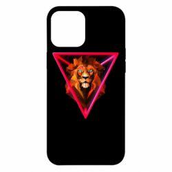Чохол для iPhone 12 Pro Max Lion art