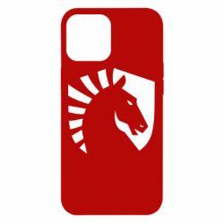 Чохол для iPhone 12 Pro Max liquid logo
