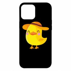 Чехол для iPhone 12 Pro Max Little chicken