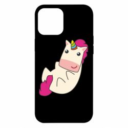 Чехол для iPhone 12 Pro Max Little cute unicorn