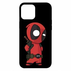 Чохол для iPhone 12 Pro Max Little Deadpool
