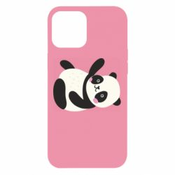Чехол для iPhone 12 Pro Max Little panda