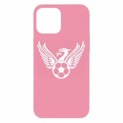 Чохол для iPhone 12 Pro Max Liverpool and soccer ball