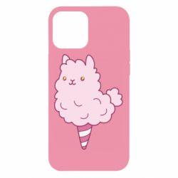 Чехол для iPhone 12 Pro Max Llama Ice Cream