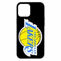 Чехол для iPhone 12 Pro Max Los Angeles Lakers