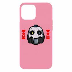 Чехол для iPhone 12 Pro Max Love death and robots