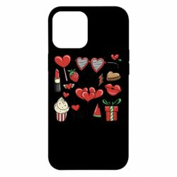 Чохол для iPhone 12 Pro Max Love is in the air