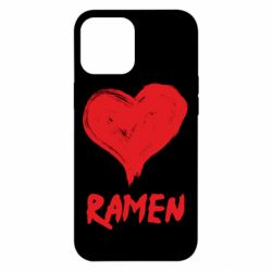 Чохол для iPhone 12 Pro Max Love ramen