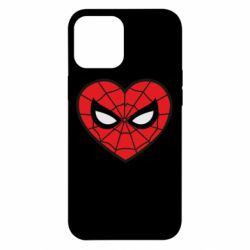 Чохол для iPhone 12 Pro Max Love spider man
