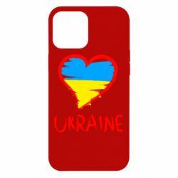 Чохол для iPhone 12 Pro Max Love Ukraine