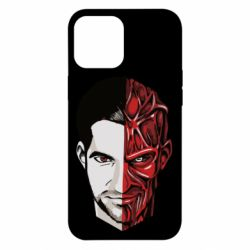 Чохол для iPhone 12 Pro Max Lucifer the man and the devil