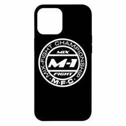 Чехол для iPhone 12 Pro Max M-1 Logo