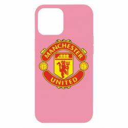 Чохол для iPhone 12 Pro Max Манчестер Юнайтед