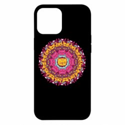 Чехол для iPhone 12 Pro Max Mandala Cats