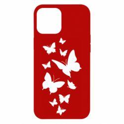 Чохол для iPhone 12 Pro Max Many butterflies