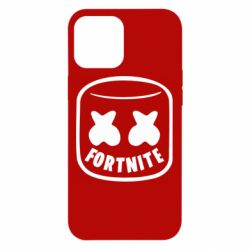 Чохол для iPhone 12 Pro Max Marshmello and Fortnite