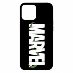 Чехол для iPhone 12 Pro Max Marvel logo and vine