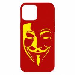 Чехол для iPhone 12 Pro Max Маска Вендетта