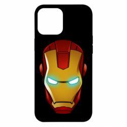 Чехол для iPhone 12 Pro Max Маскаа Железного Человека