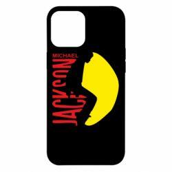 Чехол для iPhone 12 Pro Max Майкл Джексон