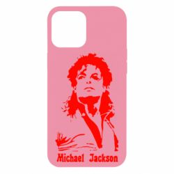 Чохол для iPhone 12 Pro Max Майкл Джексон