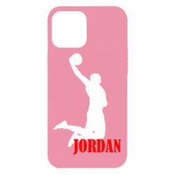 Чехол для iPhone 12 Pro Max Майкл Джордан