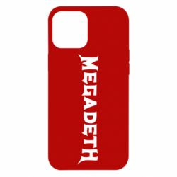 Чохол для iPhone 12 Pro Max Megadeth