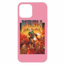 Чехол для iPhone 12 Pro Max Meow Doom