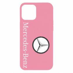 Чехол для iPhone 12 Pro Max Mercedes-Benz Logo