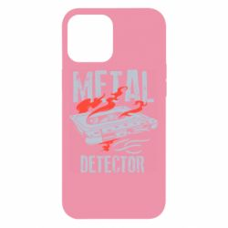 Чохол для iPhone 12 Pro Max Metal detector