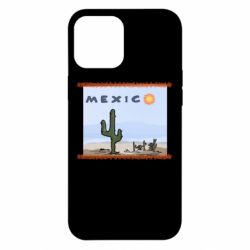 Чохол для iPhone 12 Pro Max Mexico art